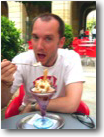 Hocking takes his ice-cream research seriously