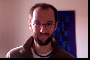 Me with beard; Copyright (c) The Beard